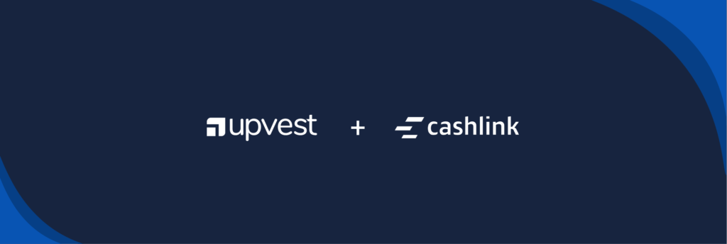 New Partnership between Cashlink and Upvest