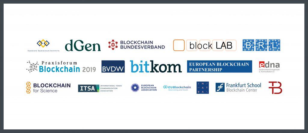 Das Blockchain-Netzwerk: Vereine, Verbände und Initiativen