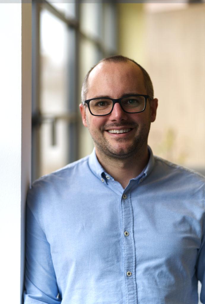 Michael Duttlinger co-founder and CEO of Cashlink