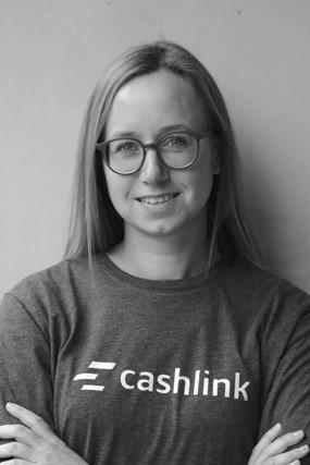 Dorette Daume COO/CFO Cashlink
