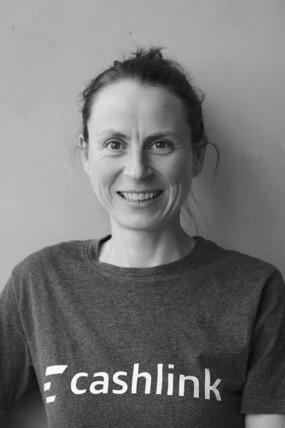 Verena Jaspersen Backend Develoment Cashlink