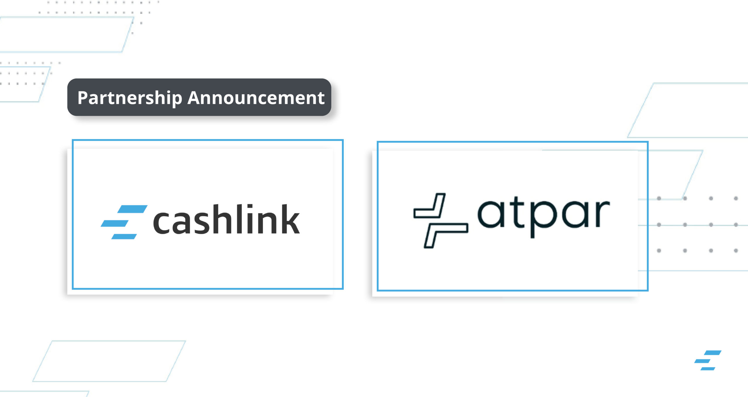 Cashlink and atpar partner up to lead the way to capital markets 2.0