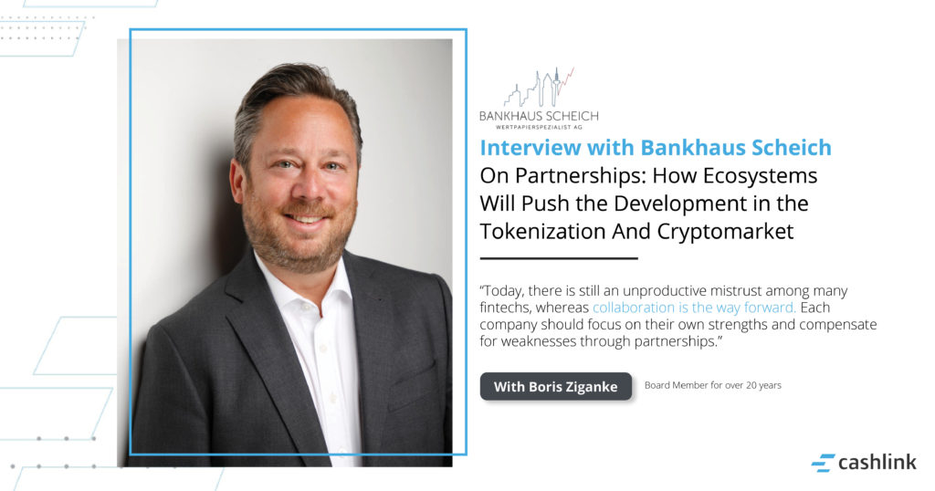 On Partnerships: How Ecosystems Will Push the Development in the Tokenization And Cryptomarket
